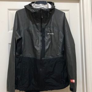 Columbia  Interchange Shell Jacket Size L
